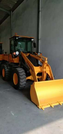 Fresh New Produk Wheel Loader Sonking Yunnei engine 76Kw Murah