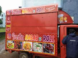 Food truck(sell or rent RS 20000/MONTH
