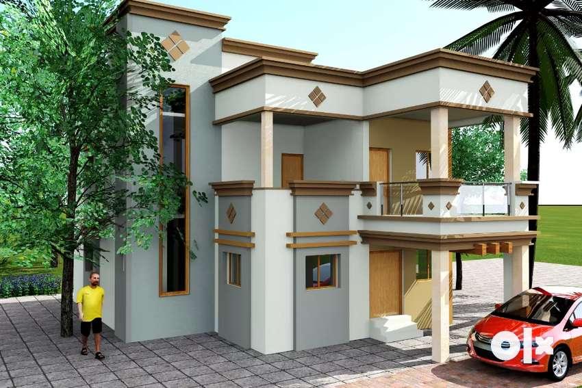 3D Scape Architects & interiors 0