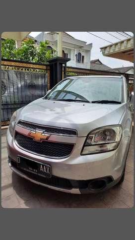 Chevrolet Orlando Low KM, Full Original 2013