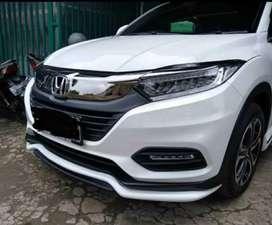 Bodykit Depan - Front Lips Bumper HRV Topline 2018-2020