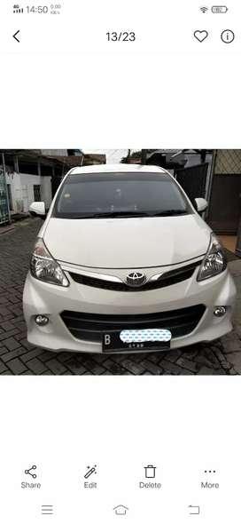Toyota Avanza Veloz A/T 2015 A/N:PT pribadi,Harga Nego