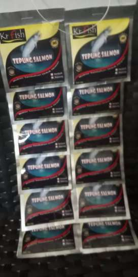 Daging Salmon 12pcs