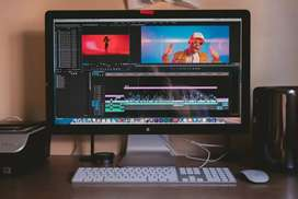 I Provide Professional Video Editing Services (With Motion Graphics )