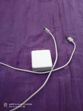 Voco charger 20watt 1week  used