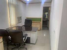 Fully furnish office space sec 63 62 in good RENT