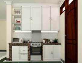 Jasa Design Interior HPL/Duco 3D dan 2D