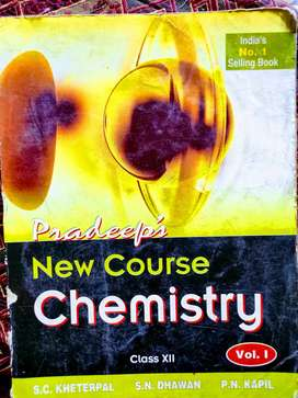 12th chemistry books