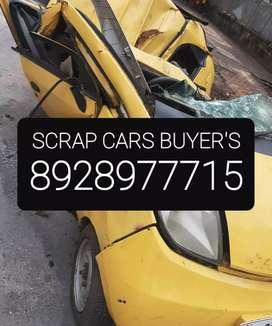 Scrap cars teenhaaaaaaa naaaakaaa