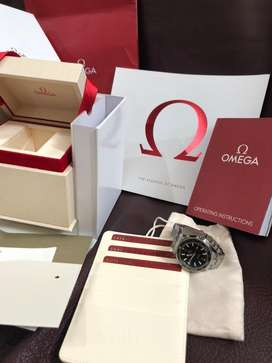 omega seamaster profesional 600 meter planet ocean authentic
