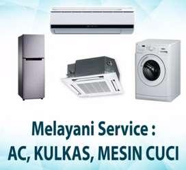 Servis panggil elektronik ac-mesin cuci-kulkas