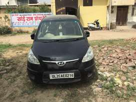 Hyundai i10 2008 CNG & Hybrids Well Maintained