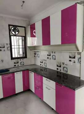 A SPACIOUS THREE BHK FLAT NEAR SAKET
