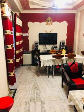 Fully furnished flat for sale at prime location & posh Society