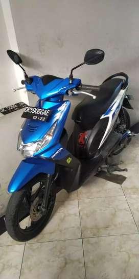 Bali dharma motor, jual Beat karbu thn 2012
