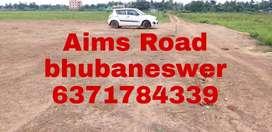 Aims road bhubaneswer Patrapada
