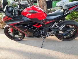 Kawasaki Ninja FI Cash/kredit 2015 TT PCX Lexi Nmax ( Promo Dp 3,5jt )