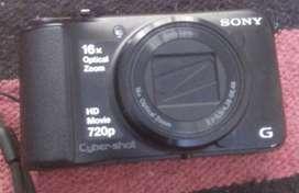 sony dsc h90 camera