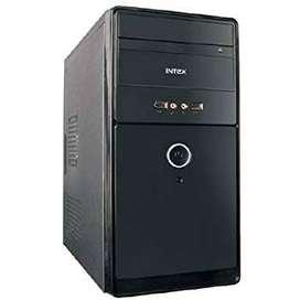 CPU  - i5 3570k + 16GB RAM + 256+2TB SSHD + 1 GB DDR5 Nvidia Graphics