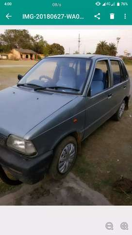 Well maintained, fully working AC,new tyres, new battery.