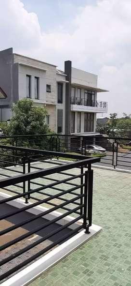 Rumah Alam Sutera Cluster Sutera Kirana dikontrakkan pertahun sewa