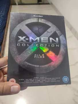 X-Men Blu-ray collection boxset New Sealed