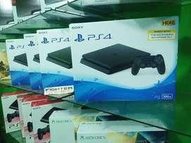 [NEW] PS4 SLIM HDD 500GB SIAP LIBAS GAME-GAME TERBARU