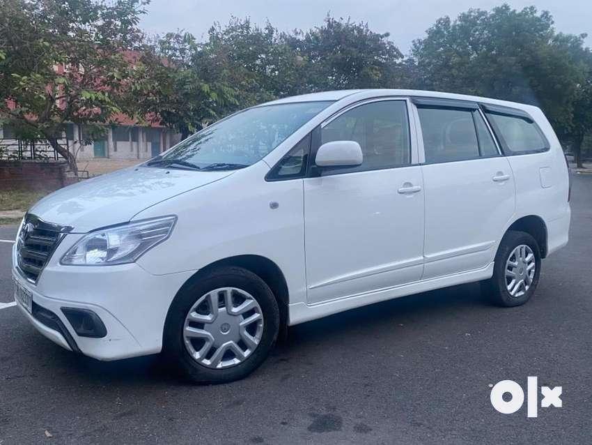 Toyota Innova 2.0 G4, 2014, Diesel