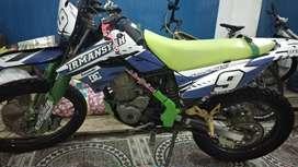 Kawasaki KLX . 2009