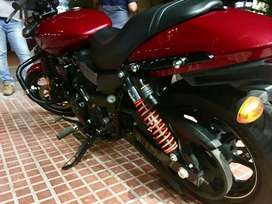 HARLEY DAVIDSON STREET 750 - IMPECCABLE CONDITION