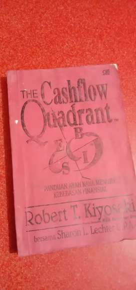 "The Cashflow Quadrant | Mega Hits Seller (Special from ""MyDreamBook"")"