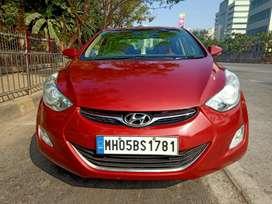 Hyundai Elantra 1.8 SX Manual, 2013, Petrol