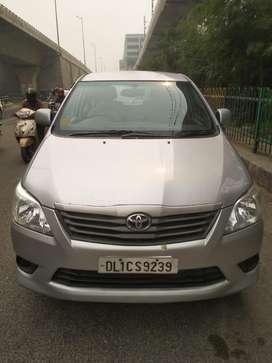 Toyota Innova 2.5 G4 7 STR, 2012, Diesel