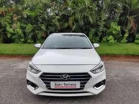 Hyundai Verna VTVT 1.6 AT SX Option, 2017, Petrol