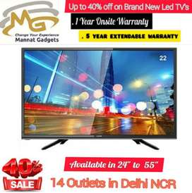 """40"""" Inches Full H_D Led TV 