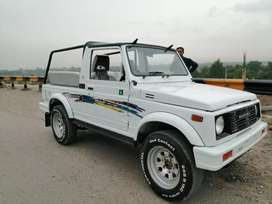 Suzuki jeep Long chesis 1995 model