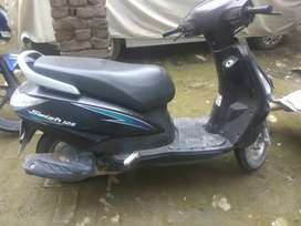 Swiss 125 for sell 1st owner