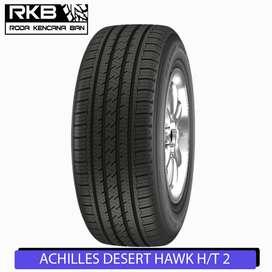 Achilles Desert Hawk HT2 Ukuran 265/60 R18 Ban mobil  Pajero Sport New