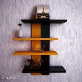 Wall decor rack