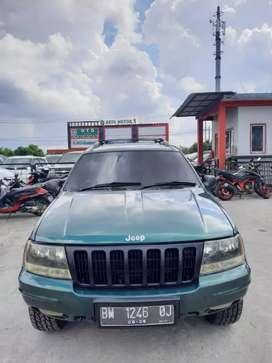 Grand cherokee th 2000 4.0 limited matic