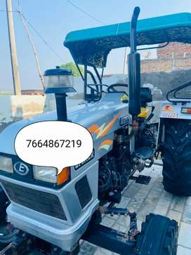 Eicher tractors 4,85, one hand use