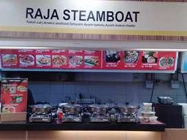 Take over bisnis kuliner @ Yogya Grand Subang