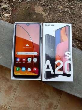 Samsung A20S (4/64Gb) Black