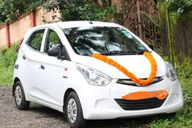 Hyundai eon Era+ 2014 December single owner with fancy number with LPG