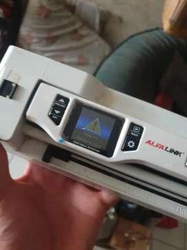 Scanner Alfalink IzziScan As1213