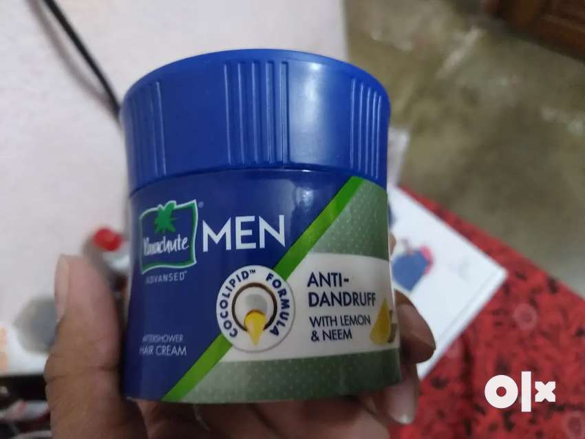 2 Unit unopened Parachute Men After Shower Cream - Anti Dandruff