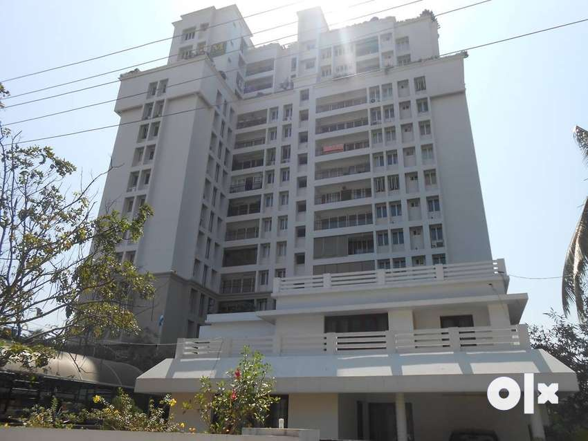 Mather Ivory Heights in panampally nagar, 3 bedroom flat for sale 0