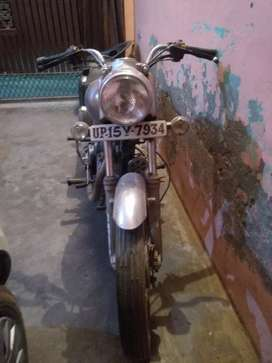 Good condition bike 1 handed drive