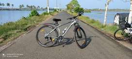 Keysto 24 geared cycle for sale.less than 3 months old.