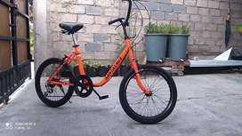 Sepeda Minion Bekas
